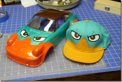 perry car inspiration