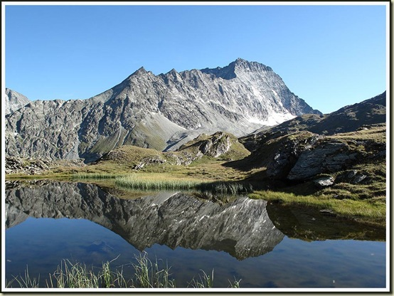 Alpine Reflections