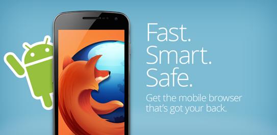 تحميل تطبيق متصفح فايرفوكس Firefox للأندرويد