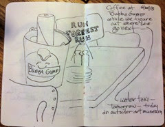 Bubba Gump sketch
