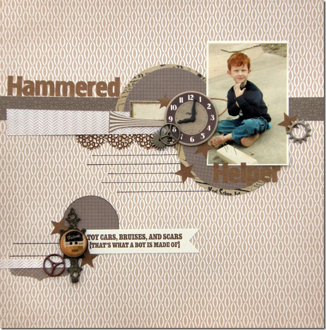 Hammered Helper