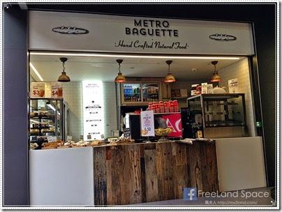 Metro Baguette @ Melbourne CBD