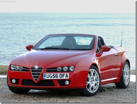Alfa Romeo Spider UK Version _2