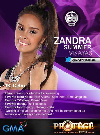 Protégé - Zandra Summer