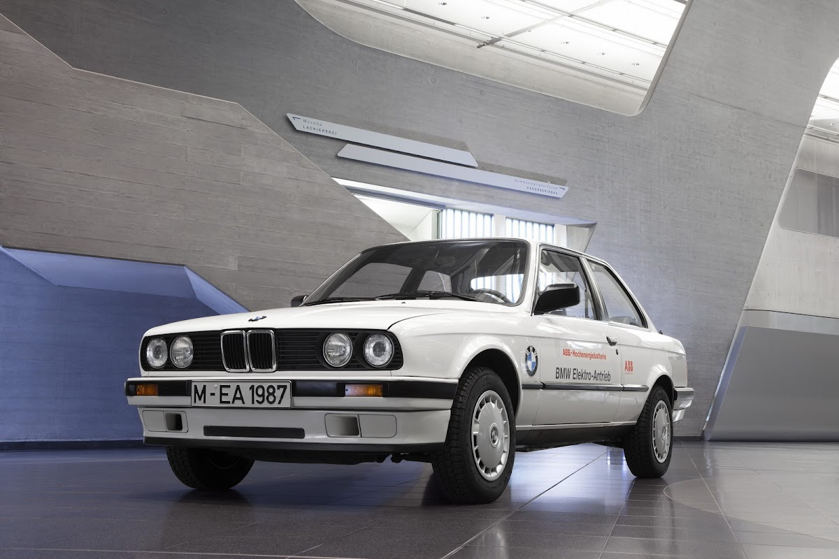 BMW Celebrates 40 Years of Electric Mobility