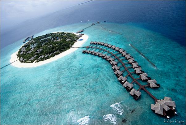 المالديف كشهر عسل