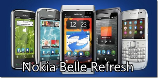 Nokia Belle Refresh para la 1 generacin de Symbian^3