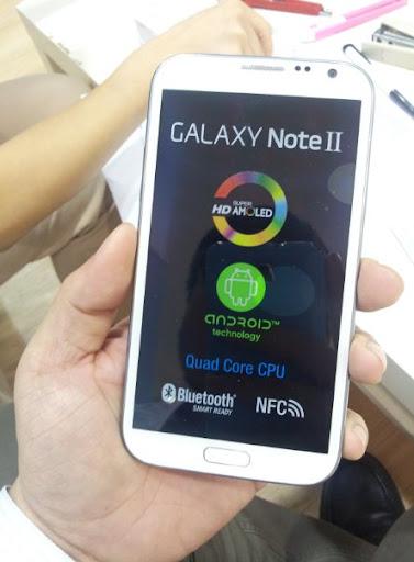 [Unbox] 更令人驚奇!阿祥的「行動筆記本」-Samsung GALAXY Note II開箱與心得分享!