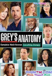 Ca Phẫu Thuật Của Grey 9 - Grey's Anatomy Season 9