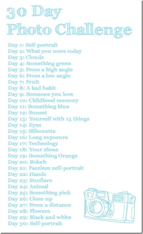 30-Day-Photo-Challenge
