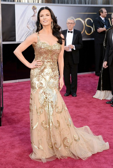 Catherine Zeta-Jones de Zuhair Murad