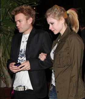 Deryck Whibley Married With Avirl in July 2006 For Three Years