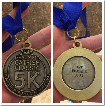 Franklin Parish Geaux Fit Catfish 5K (1)
