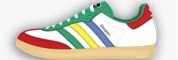 Tenis Adidas Google