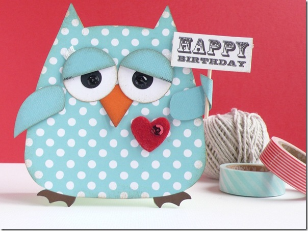 Anna Drai - owl - birthday boy (2)