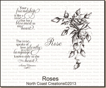 Roses, North Coast Creations