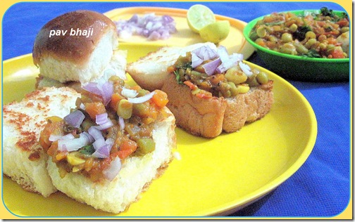 pav bhaji