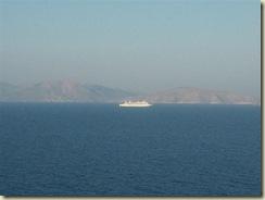 Greek Island At Sea (Small)