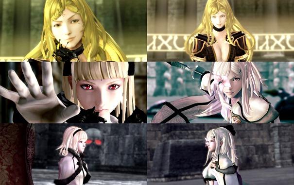 As irmãs Five, One e Zero