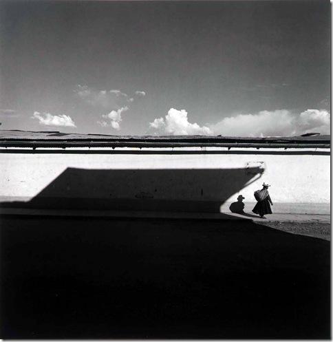 Harry Callahan_Cuzco_Peru_1974