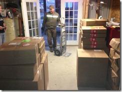 Shipping Hives UPS