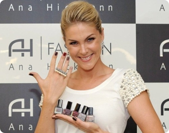 AEGER - ANA HICKMANN FASHION