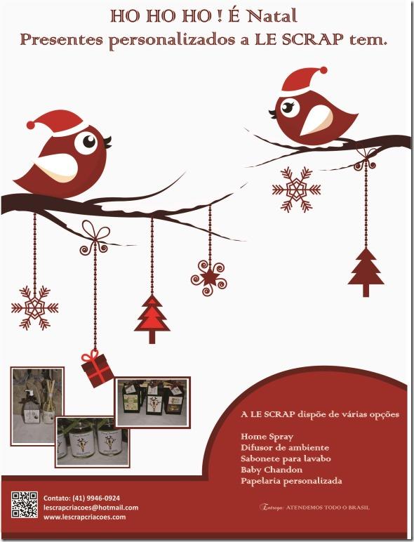 Marketing digital campanha de Natal