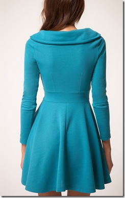 Skater Dress Long Sleeve1
