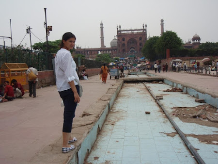 Imagini India: Jama Masjid Delhi