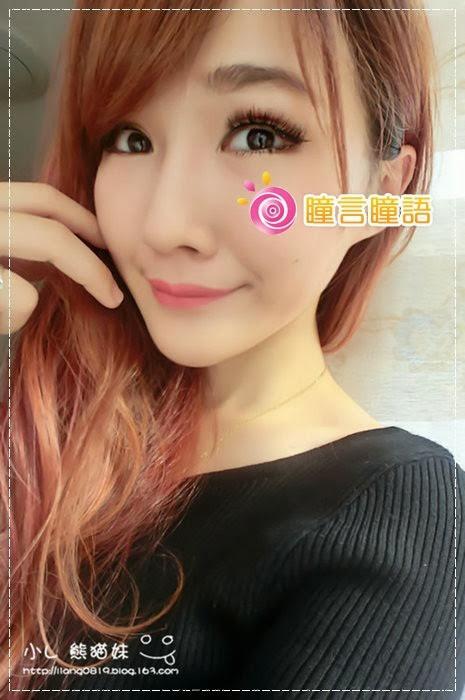 韓國NEO隱形眼鏡-NEO小可愛黑色二代7