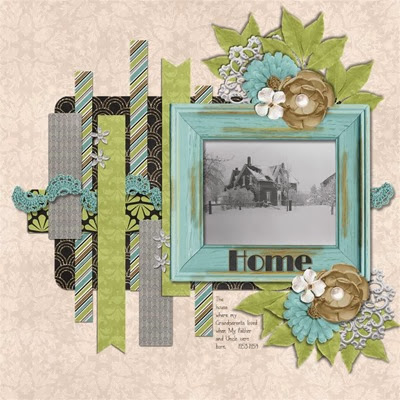Leaving a Legacy Designs - Glam Christmas - Home