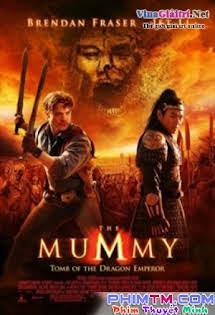Xác Ướp 3 Lăng Mộ Tần Vương - The Mummy Tomb Of The Dragon Emperor Vietsub Tập HD 1080p Full