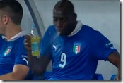 Balotelli bebida euro