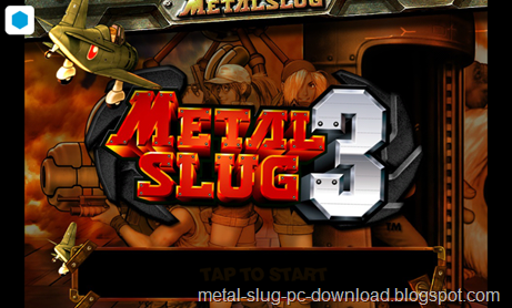 Free Download [Android] Metal Slug 3 v1.6 Android APK Games (English)