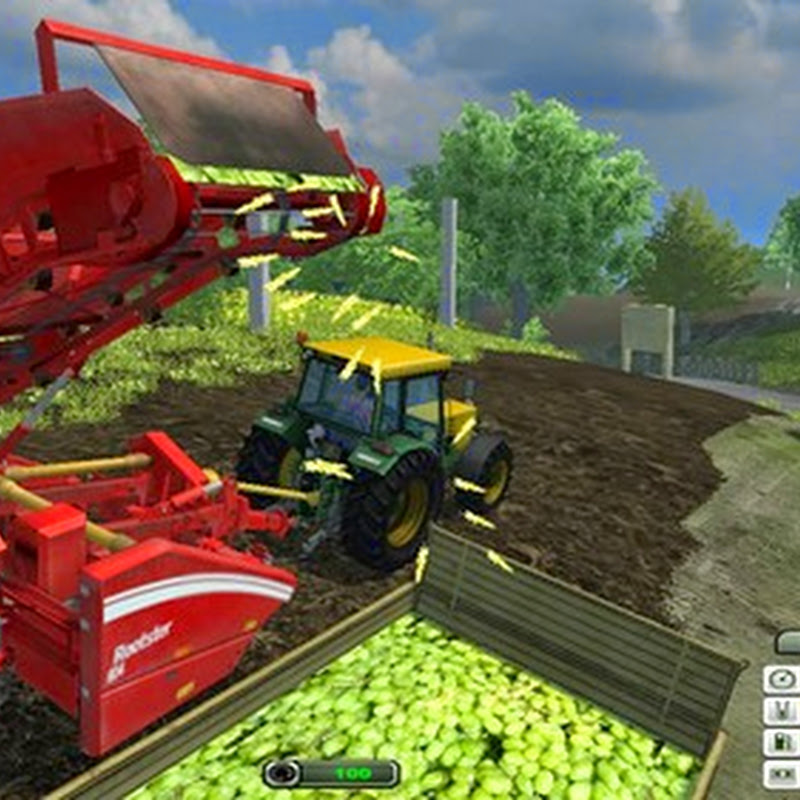 Farming simulator 2013 - City Map Beta 2