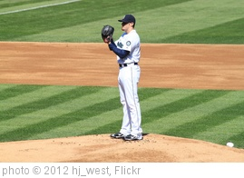 'Blake Beavan looks in' photo (c) 2012, hj_west - license: http://creativecommons.org/licenses/by-sa/2.0/