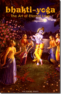 Bhakti-yoga book