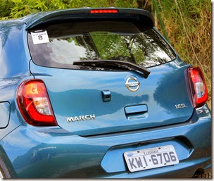 Nissan March 2015 New (6)
