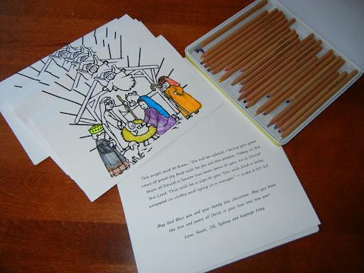 Christmas Cards For Children