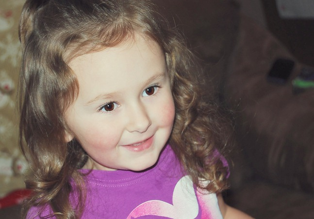 Rylee close up 1-2-12