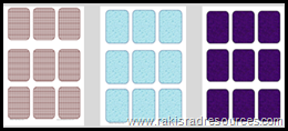 Create your own memory games with these game templates from Raki's Rad Resources.