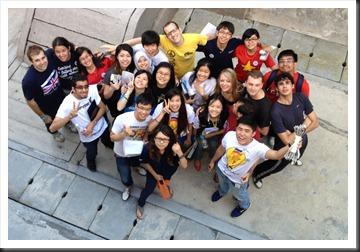 14 nationalities, 31 facilitators (1)
