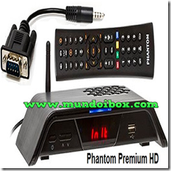 PHANTOM PREMIUM HD