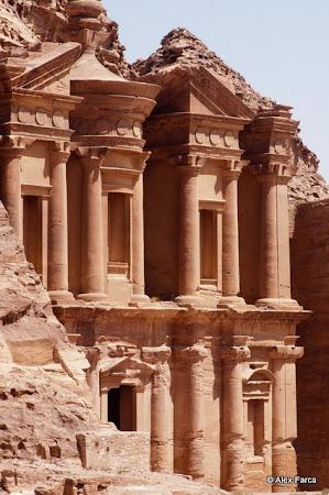 Vacanta 2013 - Iordania. Manastirea din Petra