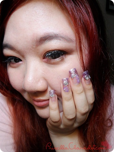 Priscilla review Felize nail art 6_副本