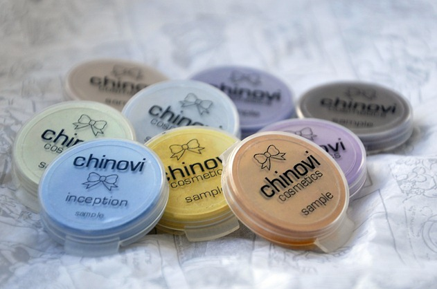 makeup beauty indie cosmetics chinovi eyeshadow pigment