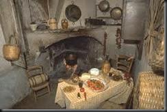 Antica cucina di campagna