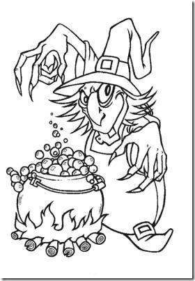 brujas halloween blogcolorear (3)