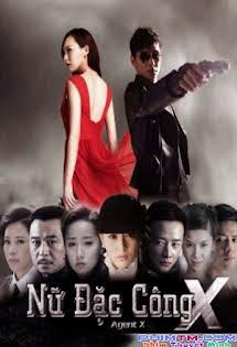Nữ Đặc Công X - Agent X Tập 42 43 Cuối