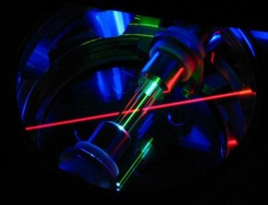 resfriamento a laser